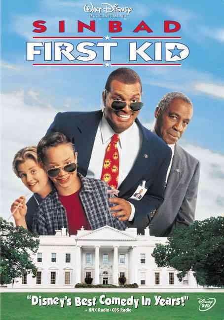 FIRST KID BY SINBAD (DVD)